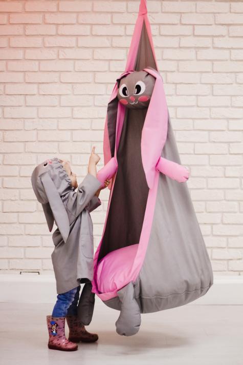 Кресло-игрушка «Зайка»