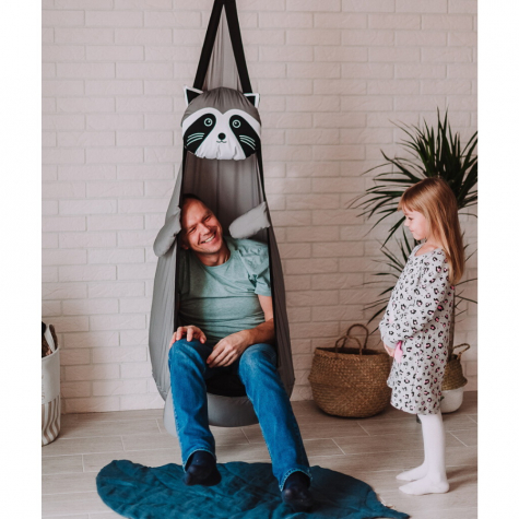 Кресло-игрушка «Енотик»