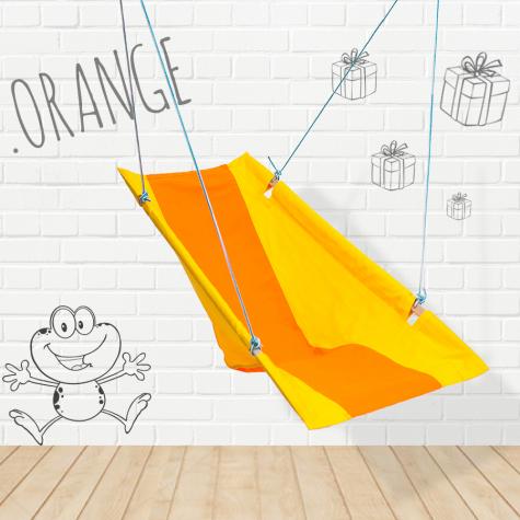Покачайка оранжевый