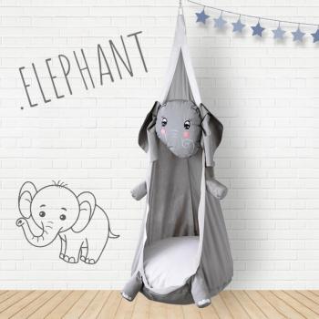 Кресло подвесное «Слонёнок»